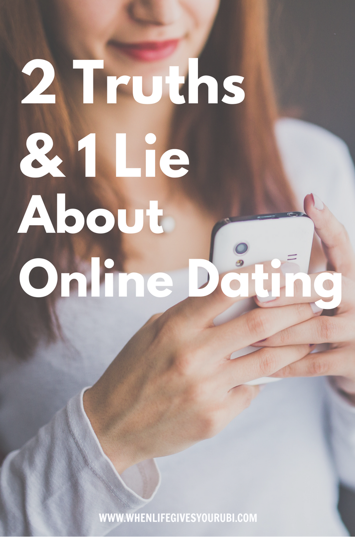 The Ugly Truth About Online Dating