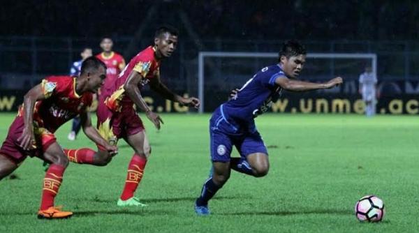 Arema FC Miliki Dedik Drogba dan Andri Sanchez, Pemain Muda yang Potensial!