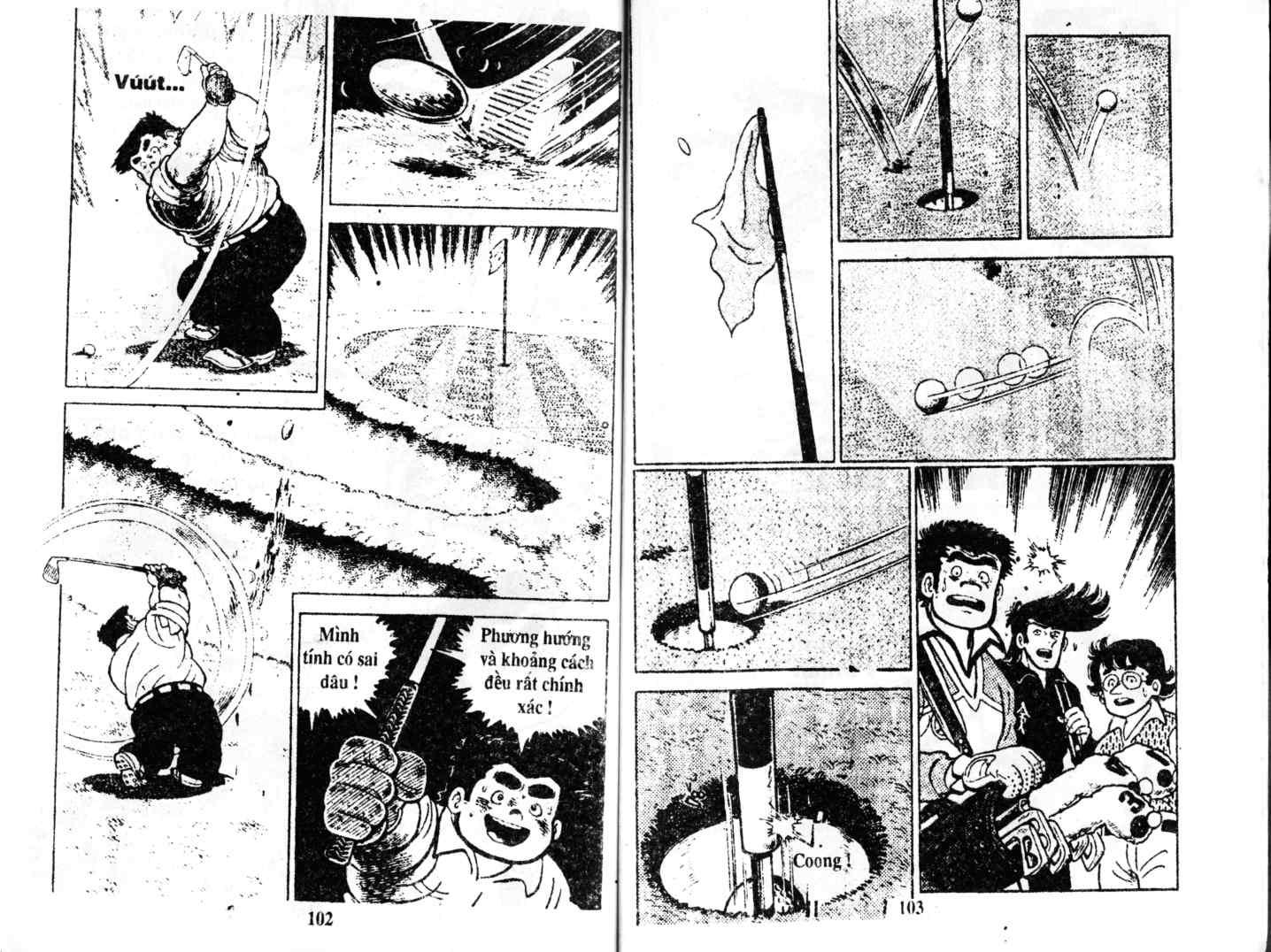 Ashita Tenki ni Naare chapter 3 trang 50