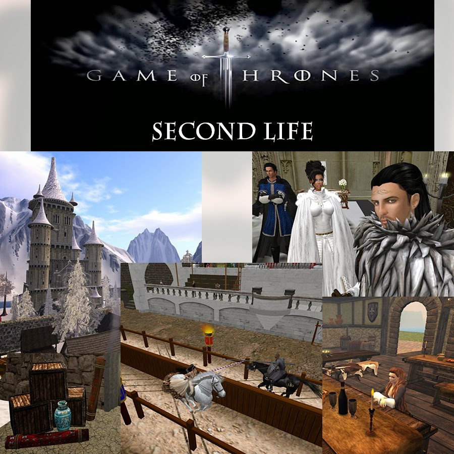 The SL Enquirer: Game of Thrones in Second Life – A New