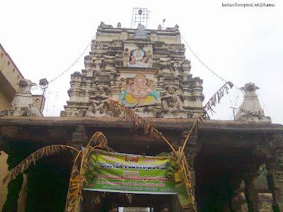Draksharamam Sri Manikyamba Devi Sametha Bheemeswara Swamy Temple