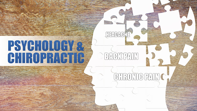 Psychology, Headache, Back Pain, Chronic Pain and Chiropractic in El Paso, TX
