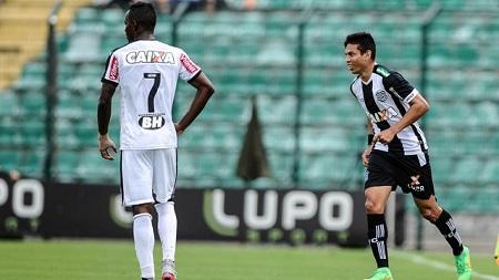 Assistir Figueirense x Atlético-MG AO VIVO Grátis em HD 06/07/2017