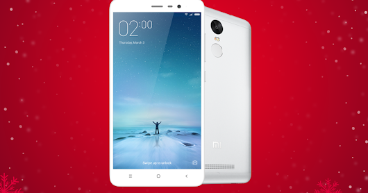[Deal] RM499 for Redmi Note 3 and Redmi 3S