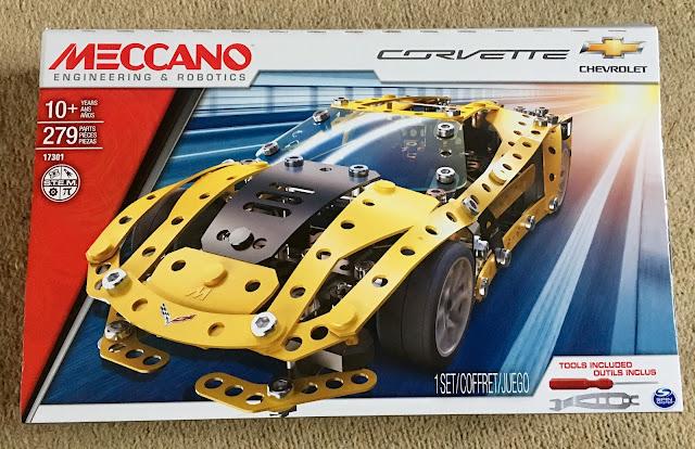 Meccano Corvette