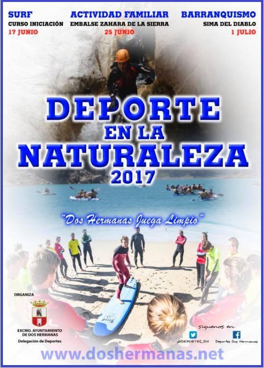 DEPORTE NATURALEZA