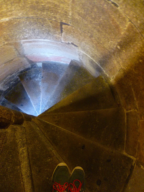 Чехия, Прага - Пороховая башня (Czech Republic, Prague - Powder Tower)