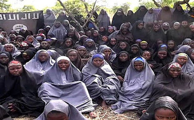 Some of the kidnapped school girls