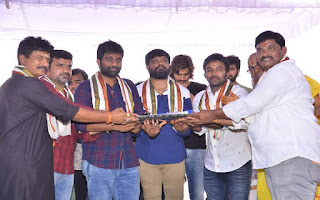 Akshara Movie Opening Photos