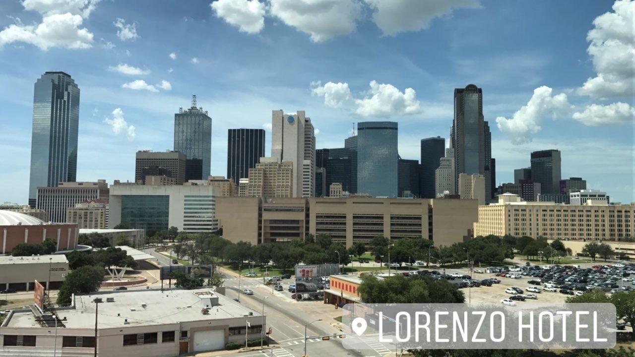 Lorenzo Hotel Downtown Dallas