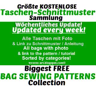 BagPatternsCollection wesens-art.blogspot.com