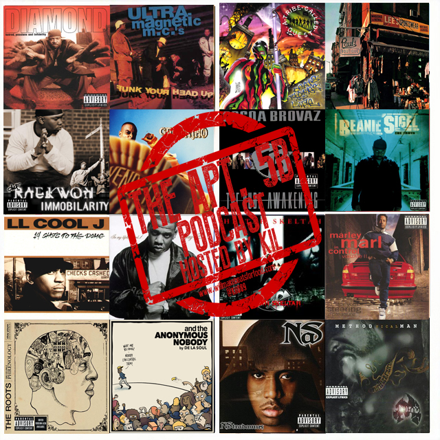 Apt. 5B Podcast Hosted by Kil: Hip Hop's Most Disappointing Albums