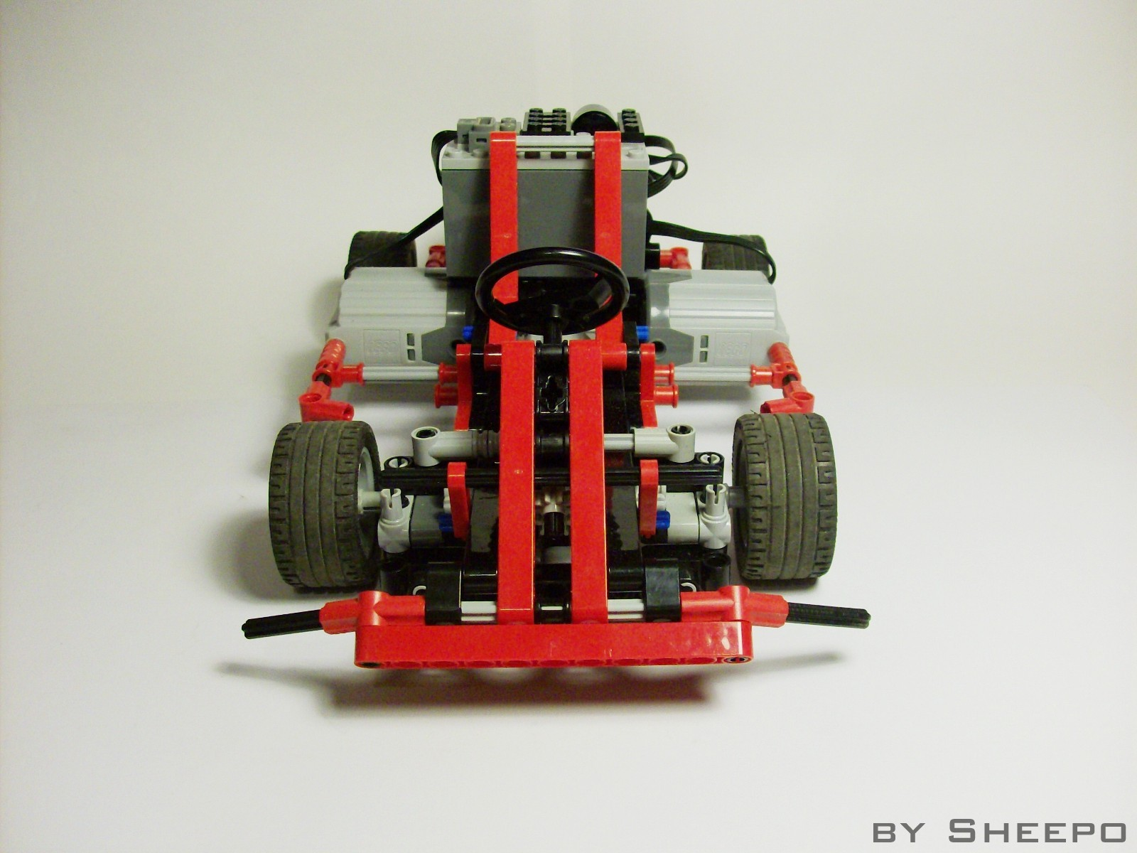 Garage Gurus Youtube Sheepo 39s Garage Kart Rc
