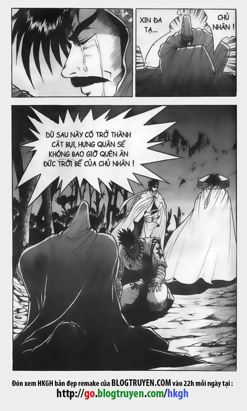 Hiệp Khách Giang Hồ Chap 024