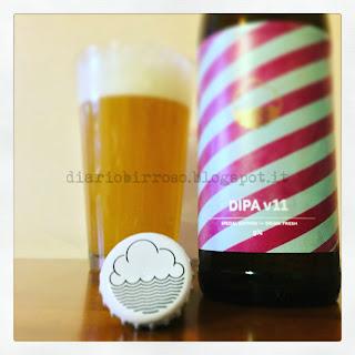 Ancora juicy. DIPA v11 e Session IPA Wai-iti di Cloudwater e Tasty Juice di Lervig diario birroso blog birra artigianale