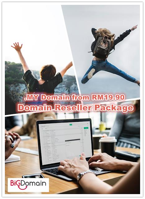 Cheap Domain Reseller Program in Malalaysia