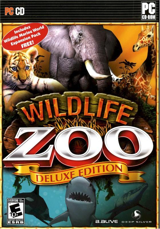 WildLife Zoo: Deluxe Edition