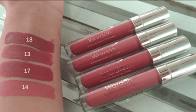 Harga Wardah Lip Cream No 1 18 Review Terbaru