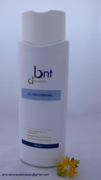 locion corporal bnt dermocosmetics piel atópica