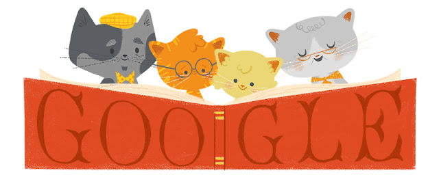 Grandparents' Day 2016 (Spain) - Google Doodle