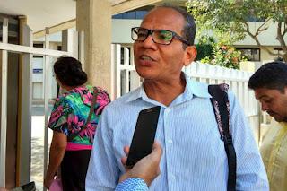 Periodista denuncia ante la Fiscalía al pastor Arrázola