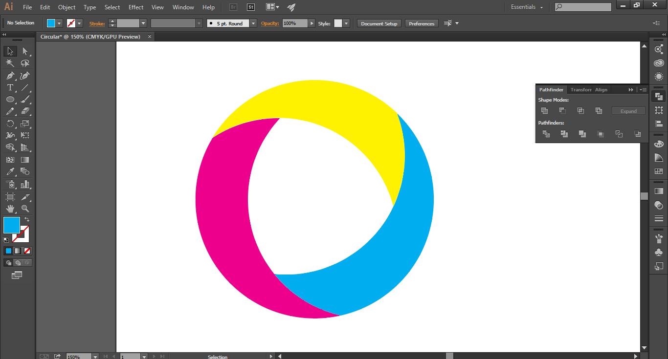 Alfin Design - Langkah - Langkah Mendesain Dengan Adobe Illustrator
