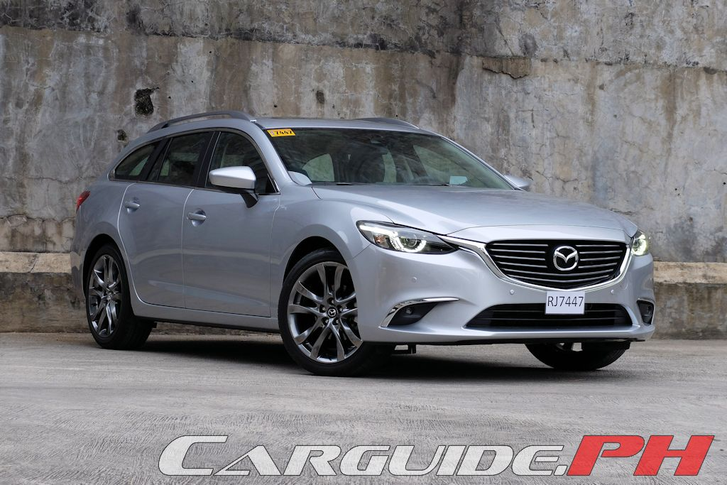 review 2015 2016 mazda6 sports wagon philippine car news car reviews automotive features. Black Bedroom Furniture Sets. Home Design Ideas