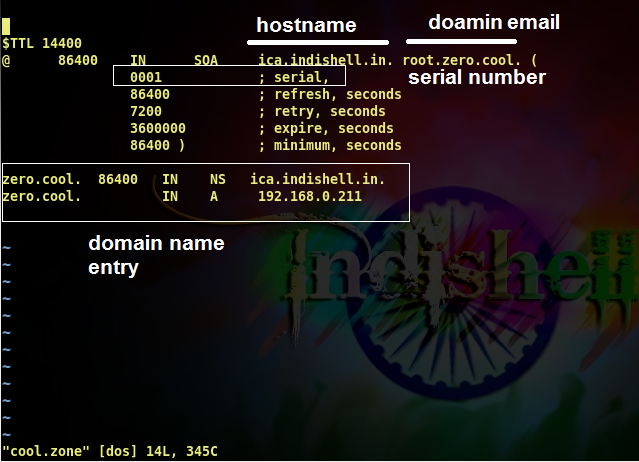 configure DNS server with multiple domains | Start With Linux