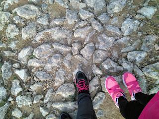 Ruta piedra