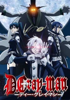 Download D.Gray-man Dubbed