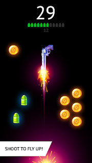 Flip the Gun - Simulator Game Apk Mod Dinheiro Infinito
