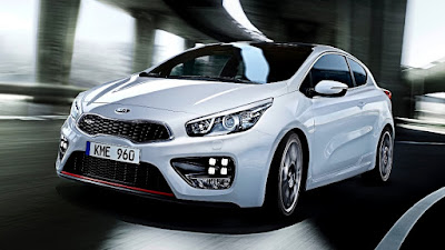 KIA Ceed Tiger Nose