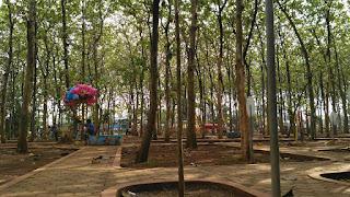 Hutan Kota Rajawali