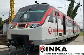 PT Industri Kereta Api Indonesia (PT INKA)