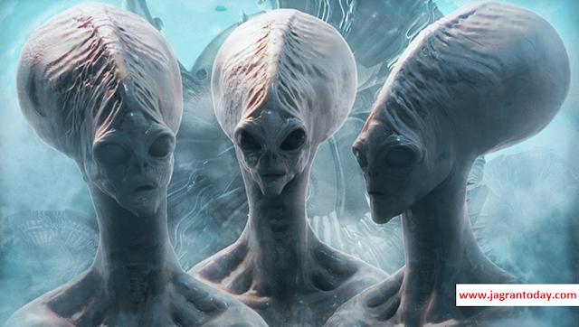 Dharti par Kabjaa Karne aa Rahe Hai Aliens