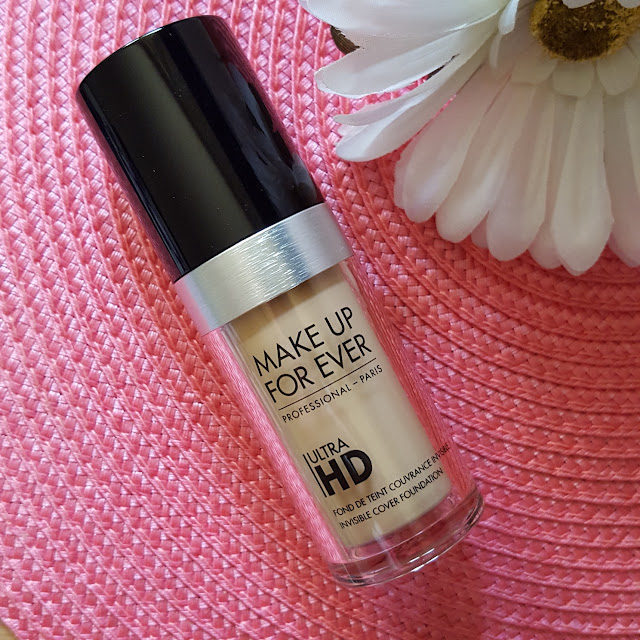 MUFE Ultra HD Invisible Cover foundation