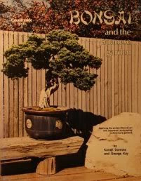 The ancient art of Bonsai landscaping - book release 1974
