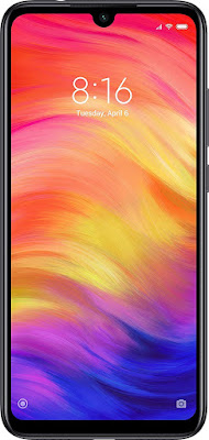 Redmi Note 7 Pro Space Black