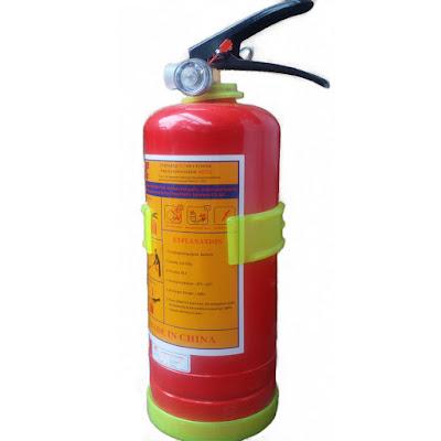 Bình chữa cháy bột BC MFZ - 1kg