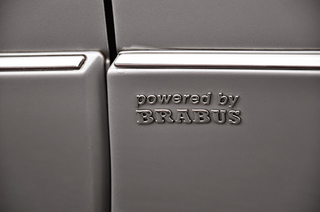 powered by brabus