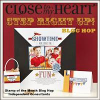 Showtime Blog Hop Badge