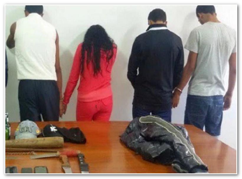إيقاف 4 أشخاص من بينهم فتاة بتهمة الحيازة والإتجار في المخدرات