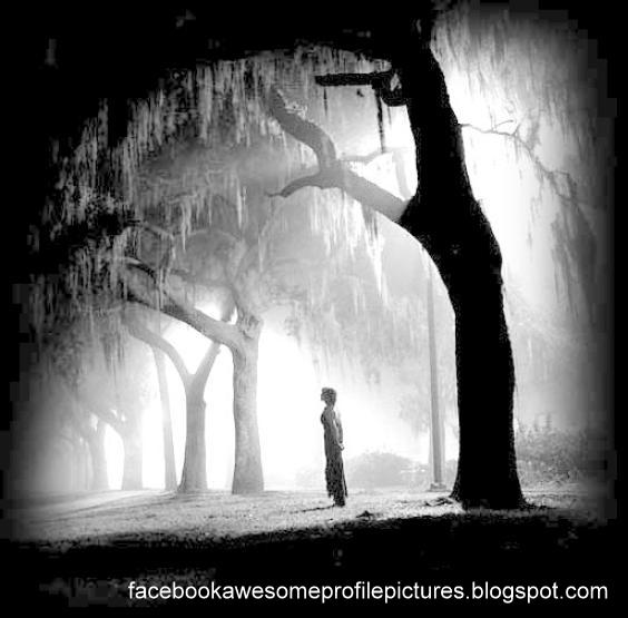 Sad Boy Alone Quotes: Facebook Awesome Profile Pictures: Alone Girl