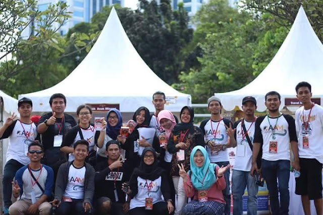 Para pengurus dan anggota Komunitas Anak-Anak Minang regional Jabodetabek (Dokumentasi Pribadi)