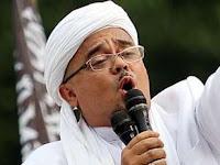 Habib Rizieq : Saya Sumpahi Muslim Yang Masih Dukung Penista Agama Hidupnya Akan Menderita Didunia Dan Akhirat