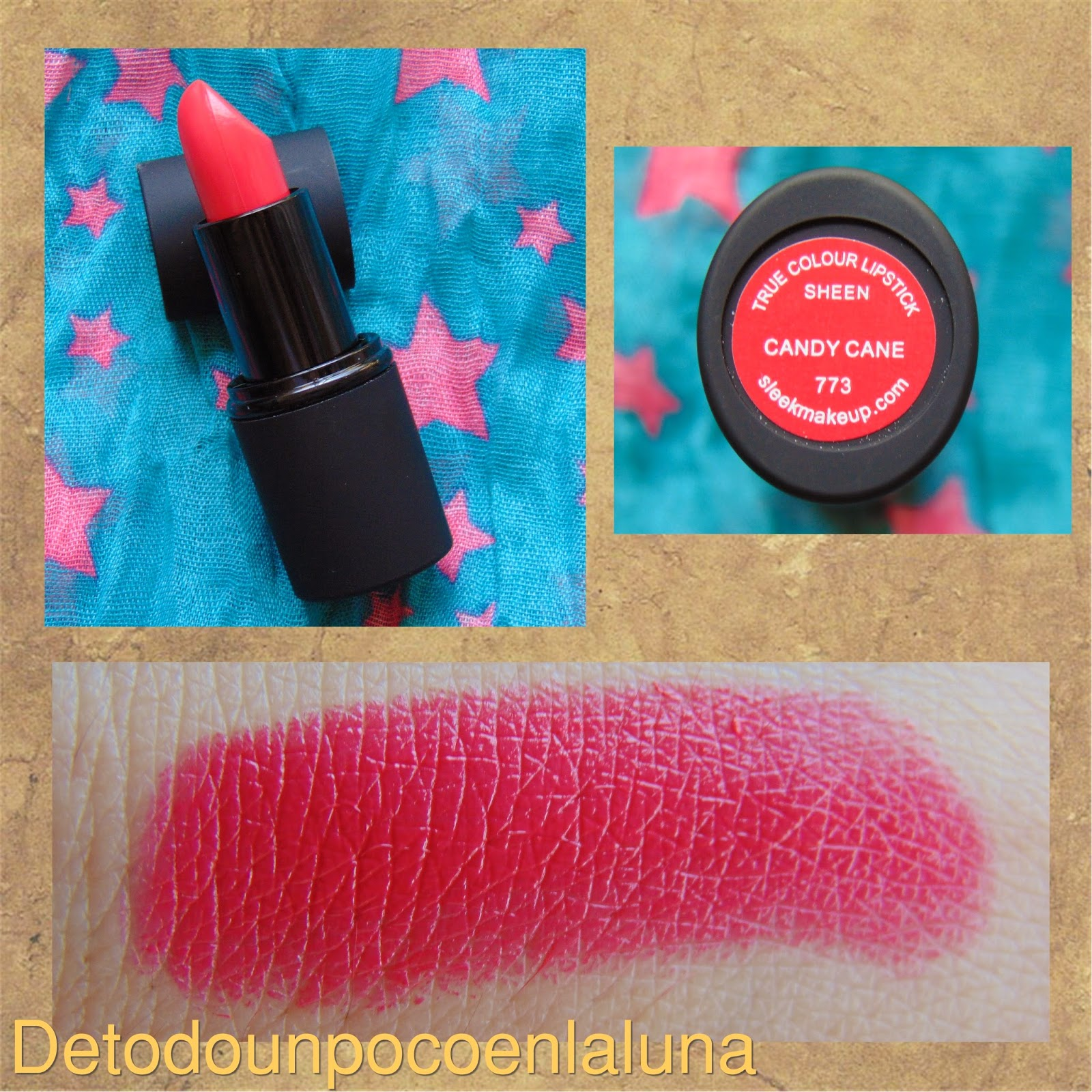 labial candy cane de sleek