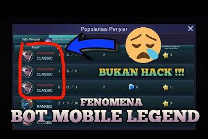 Download Bot Mobile Legend GM Apk Permanen Paling Terbaru
