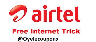 Airtel FREE Internet tricks 2g & 3g
