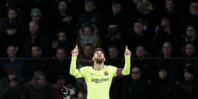 Lionel Messi dan Kekuatan Mentalnya yang Luar Biasa