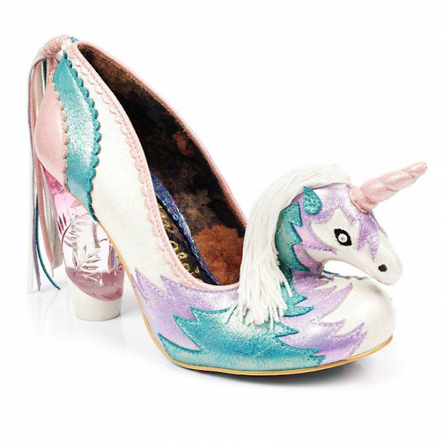 Sapatos de unicornio | Calitta Blog